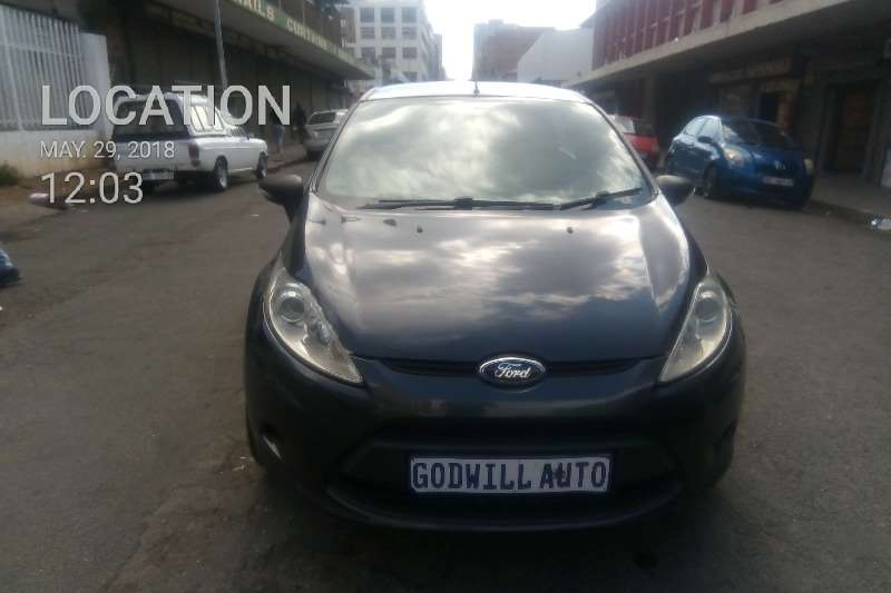 Ford Fiesta 1.4 5 door Trend 2009
