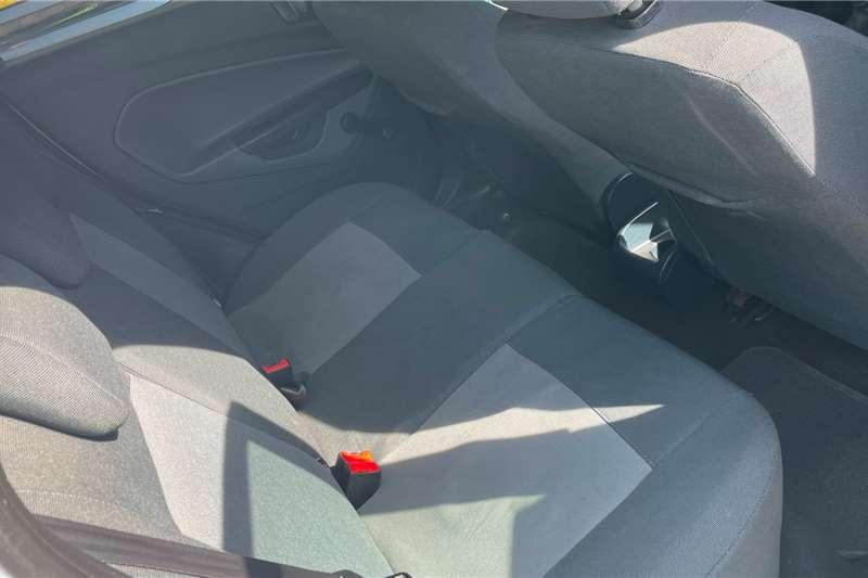 Used 2009 Ford Fiesta 1.4 5 door Trend