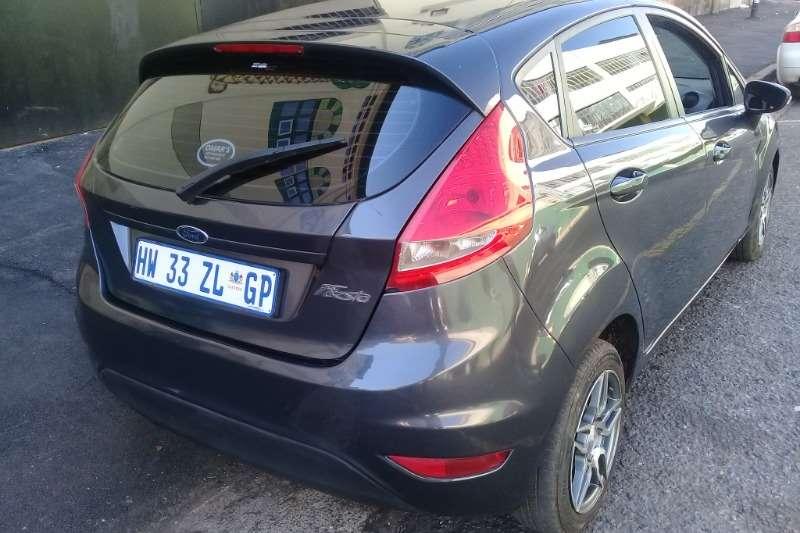 Ford Fiesta 1.4 5 door Trend 2010
