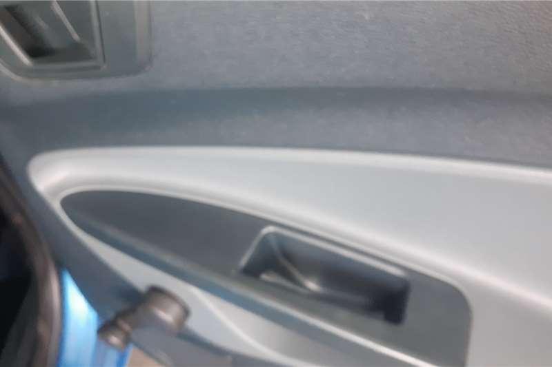 2010 Ford Fiesta Fiesta 1.4 5-door Trend