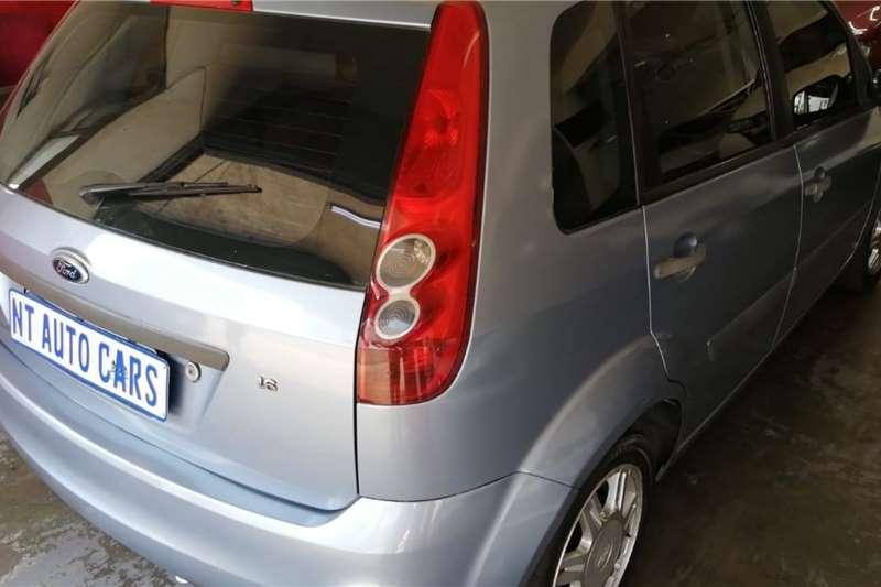 Used 2010 Ford Fiesta 1.4 5 door Trend