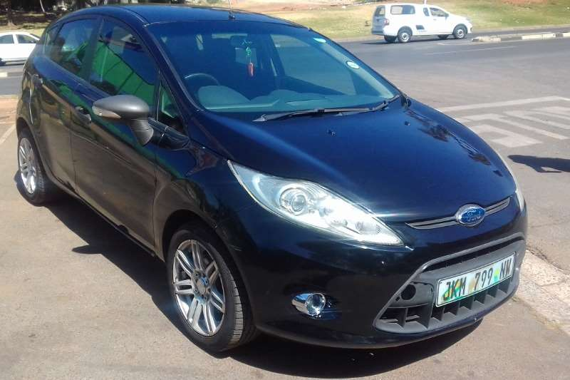 Ford Fiesta 1.4 5 door Trend 2011