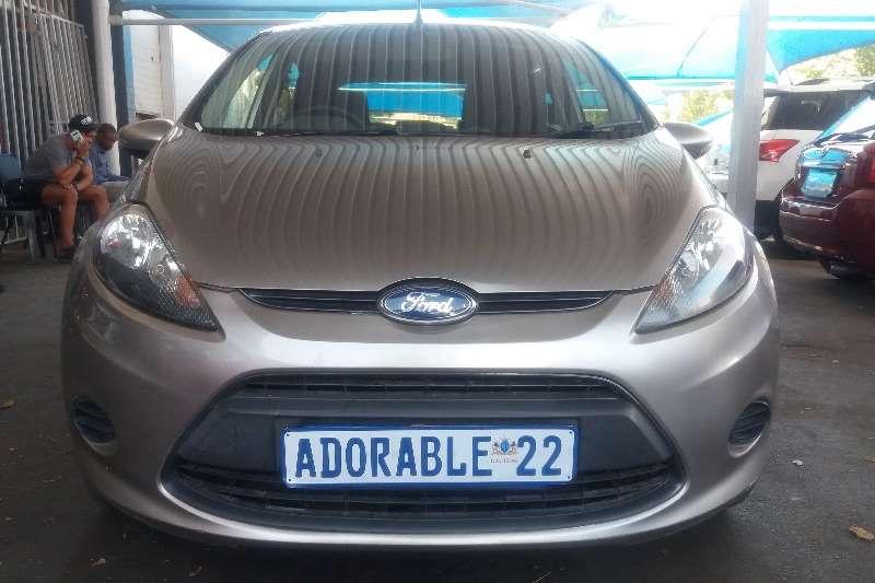 Ford Fiesta 1.4 5 door Trend 2011