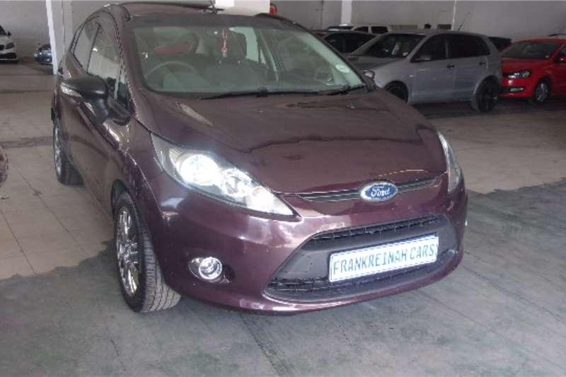 Used 2011 Ford Fiesta 1.4 5 door Trend