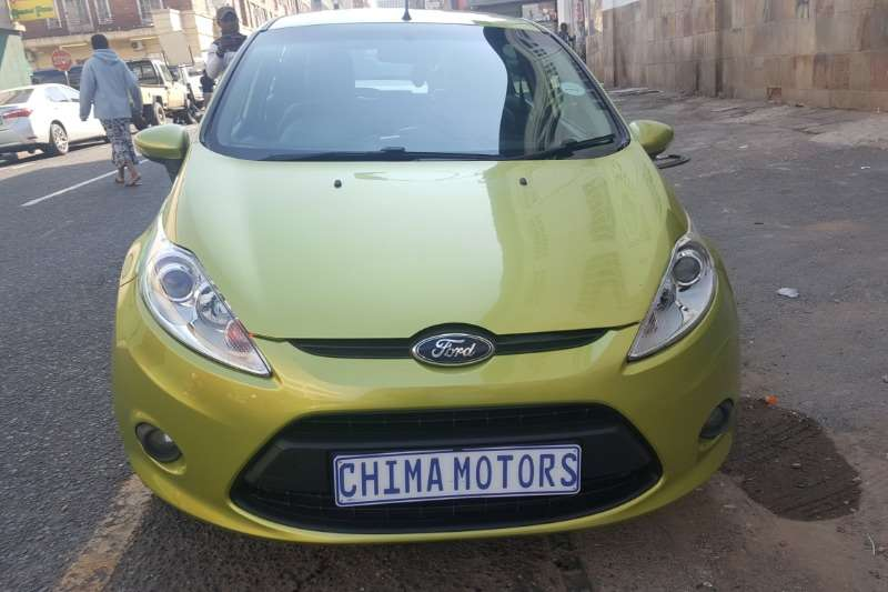 Ford Fiesta 1.4 5 door Trend 2012