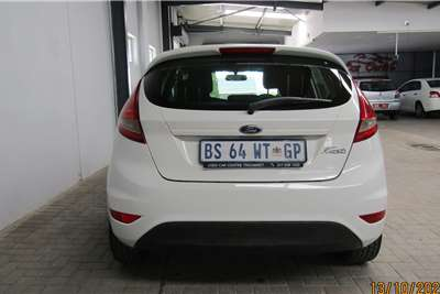 Ford Fiesta 1.4 5-door Trend 2012