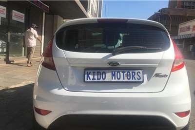 Ford Fiesta 1.4 5 door Trend 2012
