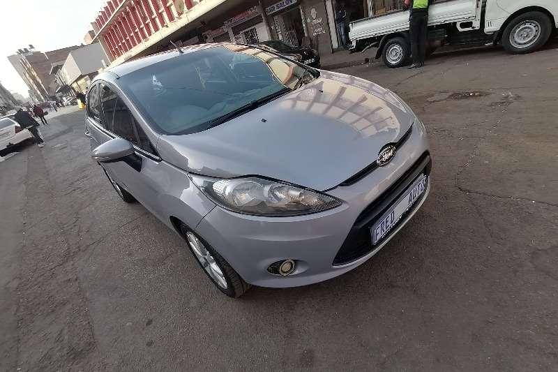 Used 2012 Ford Fiesta 1.4 5 door Trend