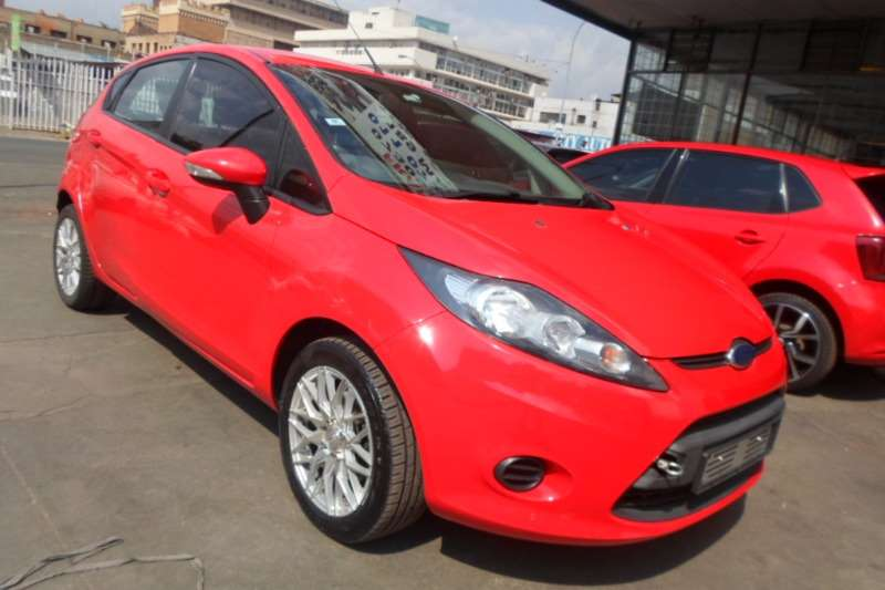 Ford Fiesta 1.4 5 door Trend 2013