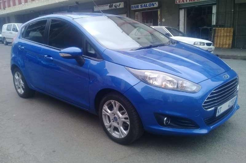 Ford Fiesta 1.4 5-door Trend 2013