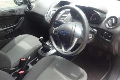 Ford Fiesta 1.4 5 door Trend 2013