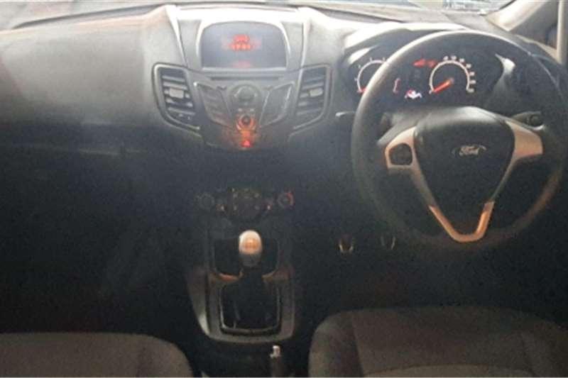 Used 2013 Ford Fiesta 1.4 5 door Trend
