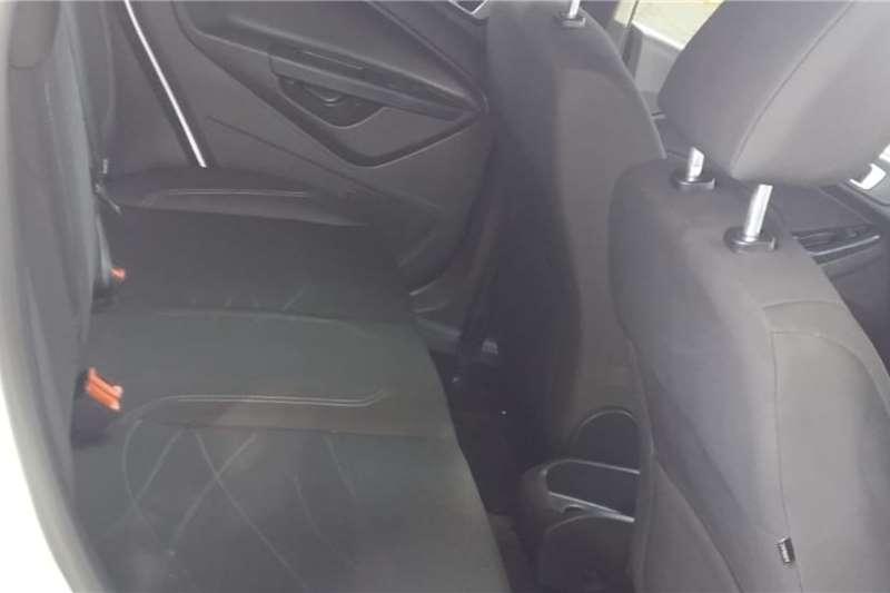 Ford Fiesta 1.4 5 door Trend 2014