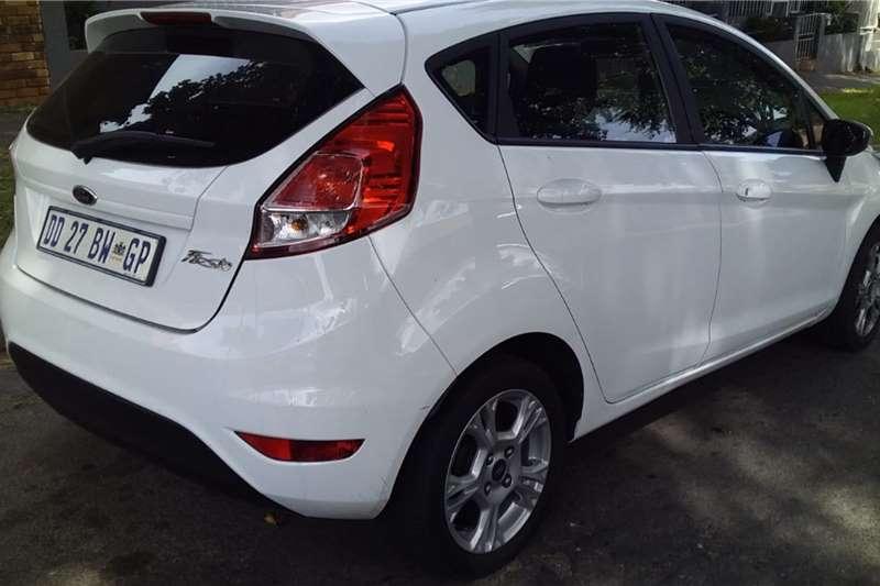 Used 2014 Ford Fiesta 1.4 5 door Trend
