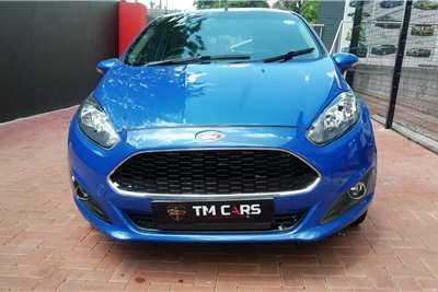 Used 2014 Ford Fiesta 1.4 5 door Trend