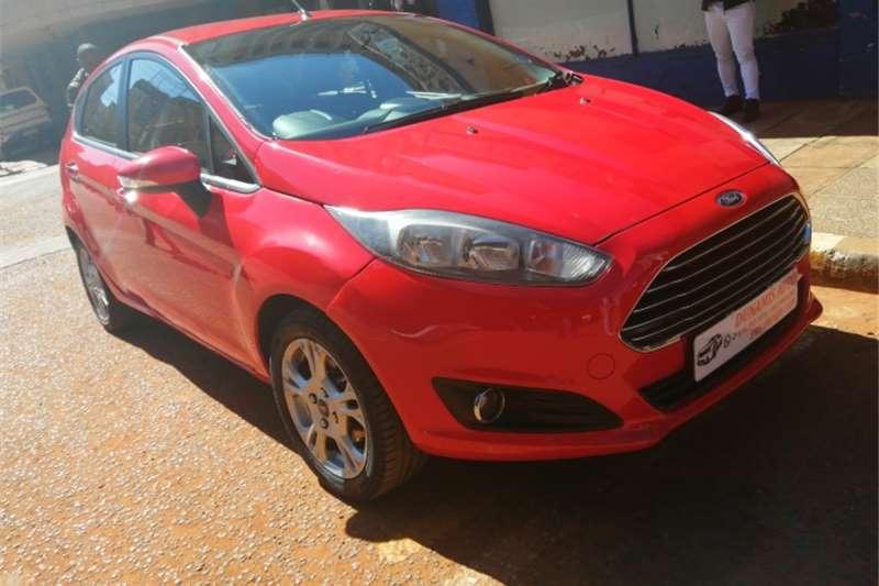 2014 Ford Fiesta Fiesta 1.4 5-door Trend