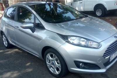 Ford Fiesta 1.4 5 door Trend 2015