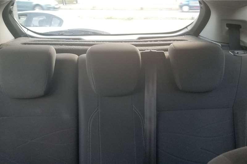 Ford Fiesta 1.4 5 door Trend 2015