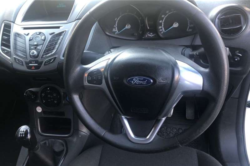 2015 Ford Fiesta Fiesta 1.4 5-door Trend