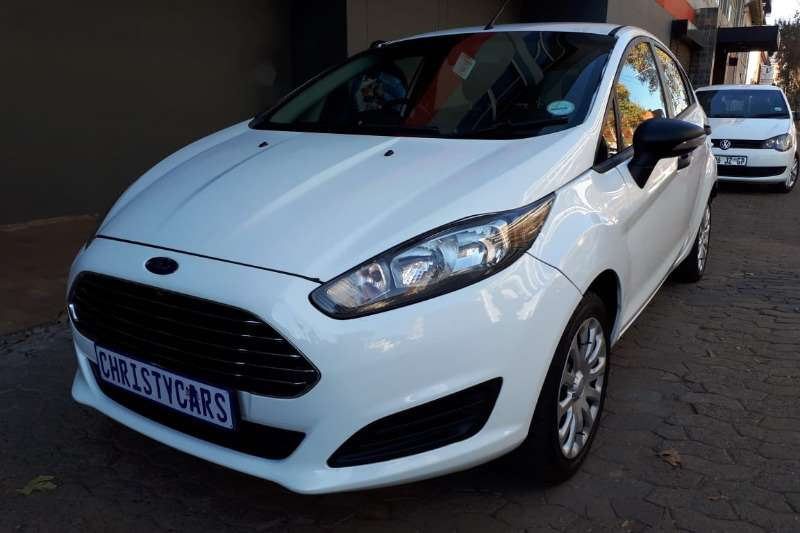 Ford Fiesta 1.4 5 door Trend 2016