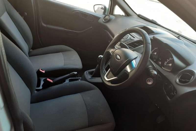 Ford Fiesta 1.4 5-door Trend 2016