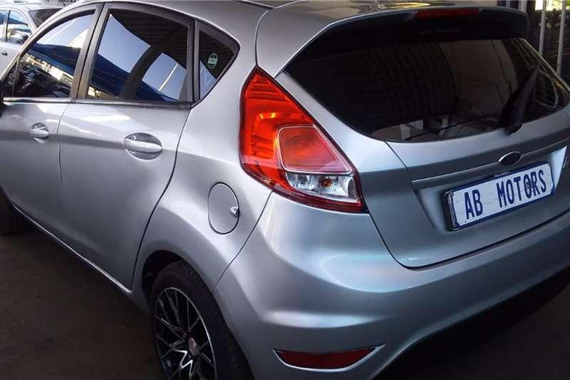 Used 2016 Ford Fiesta 1.4 5 door Trend