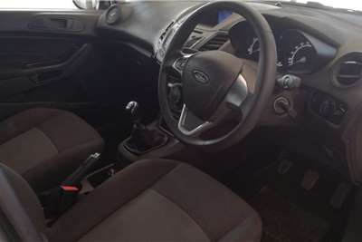 Ford Fiesta 1.4 5-door Trend 2017