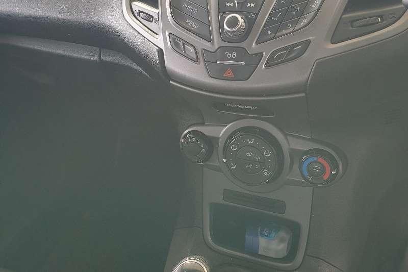 Used 2017 Ford Fiesta 1.4 5 door Trend