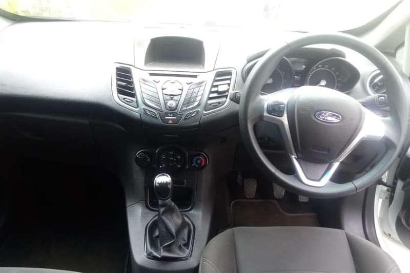 Ford Fiesta 1.4 5 door Trend 2018