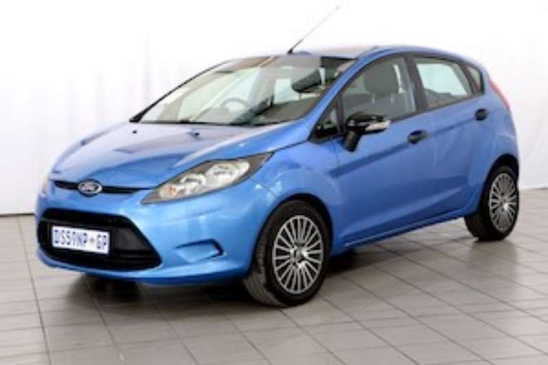 Ford Fiesta 1.4 AMBIENTE 5DR 2009