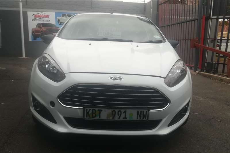 Used 2015 Ford Fiesta