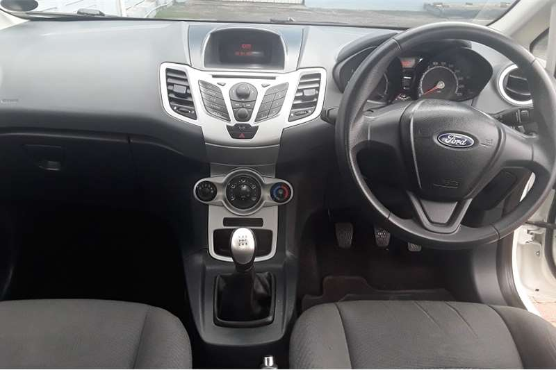 Used 2011 Ford Fiesta