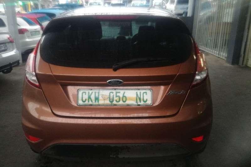 Ford Fiesta 1.4 trend 2014