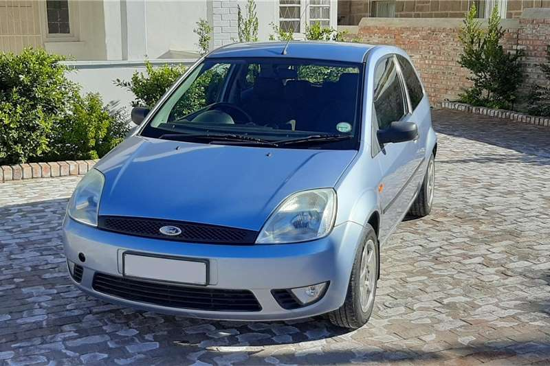 Used 2005 Ford Fiesta