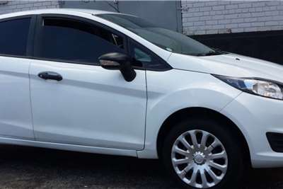Ford Fiesta 1.4 trendline 5 doors manual 2016