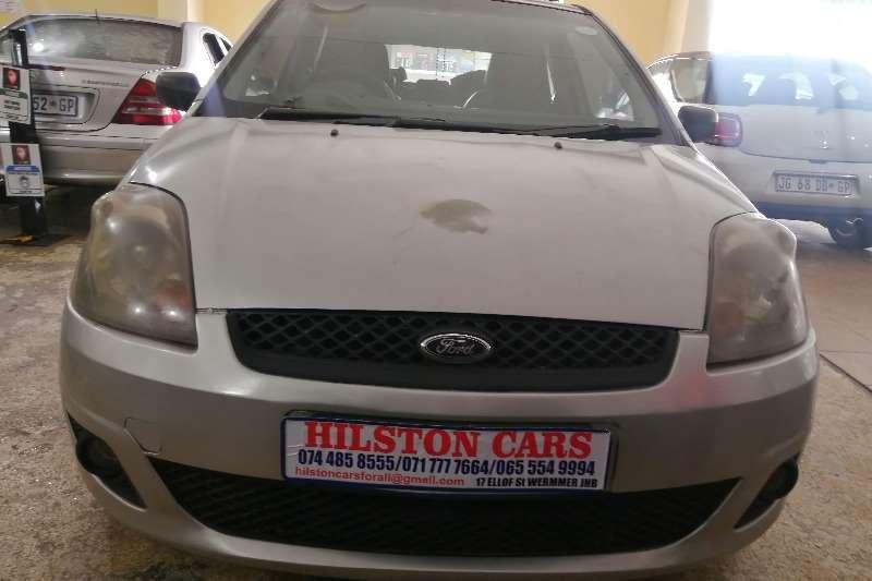 Used 2006 Ford Fiesta 1.4i 3 door Trend