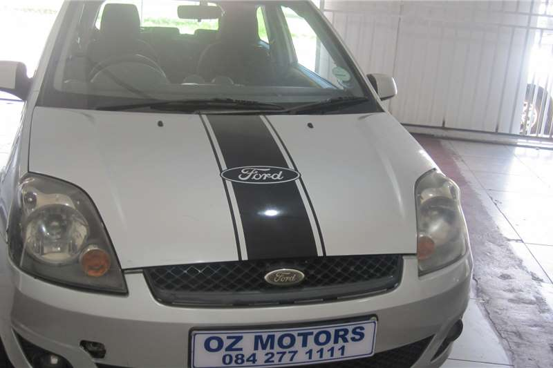 Ford Fiesta 1.4i 3 door Trend 2007