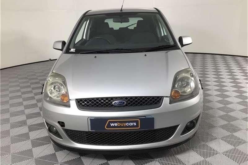 Ford Fiesta 1.4i 3-door Trend 2008