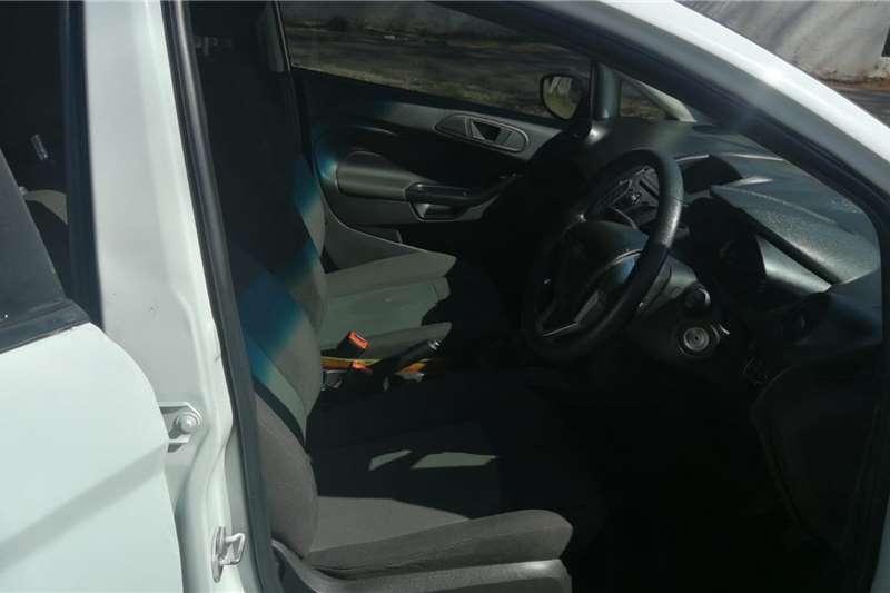 Used 2015 Ford Fiesta 1.4i 3 door Trend