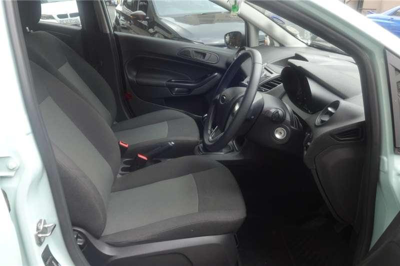 Ford Fiesta 1.4i 3 door Trend 2017