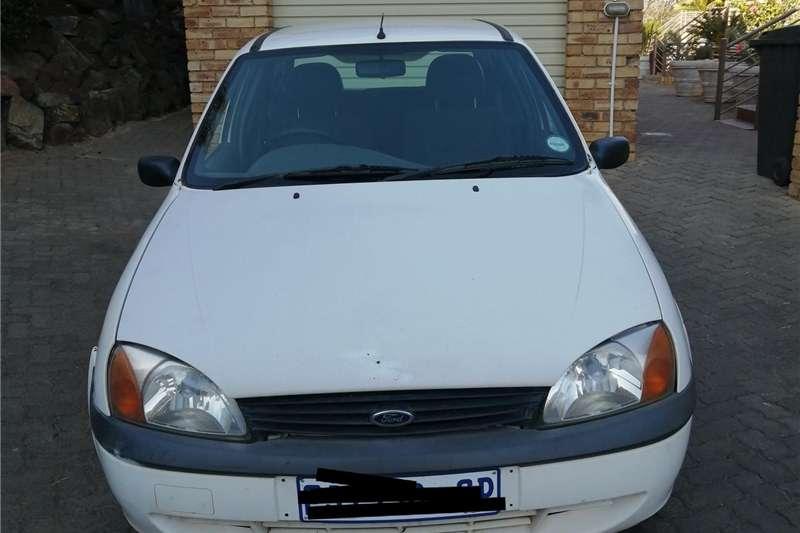 Ford Fiesta 1.4i 5 door 2001