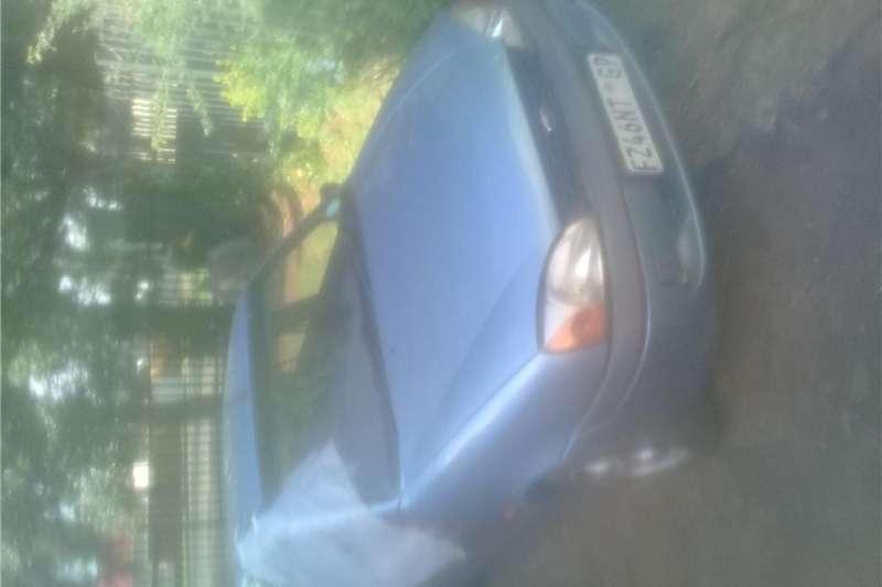 Ford Fiesta 1.4i 5 door 2003