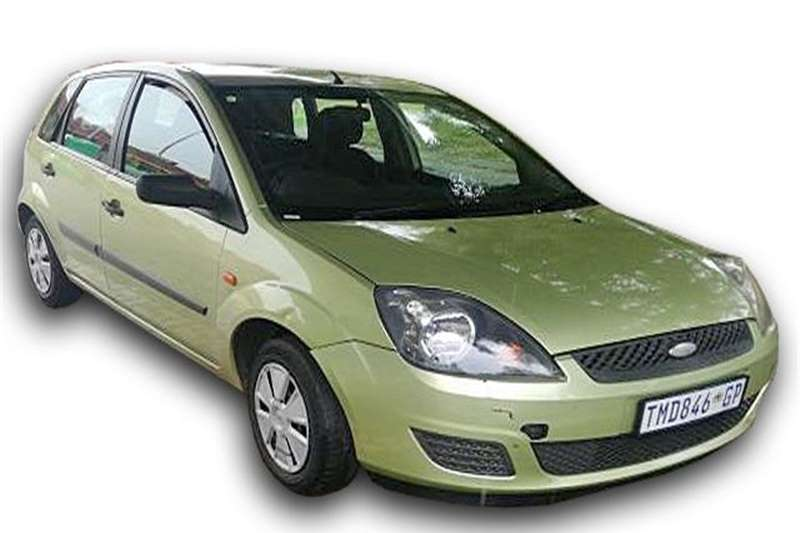 Ford Fiesta 1.4i 5 door 2004
