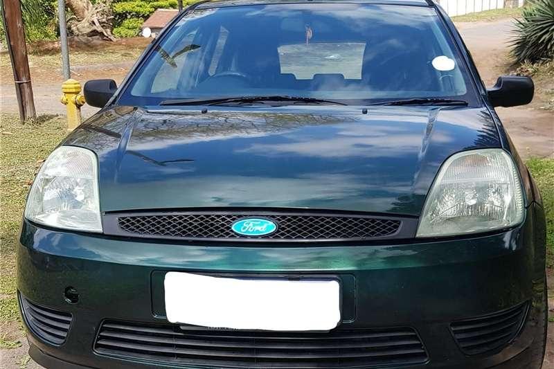 Ford Fiesta 1.4i 5 door 2004