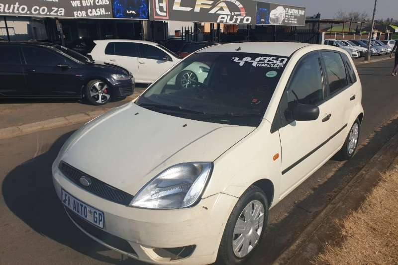 Ford Fiesta 1.4i 5 door 2005