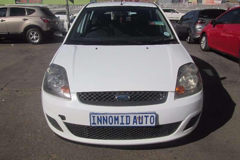 Ford Fiesta 1.4i 5-door 2006