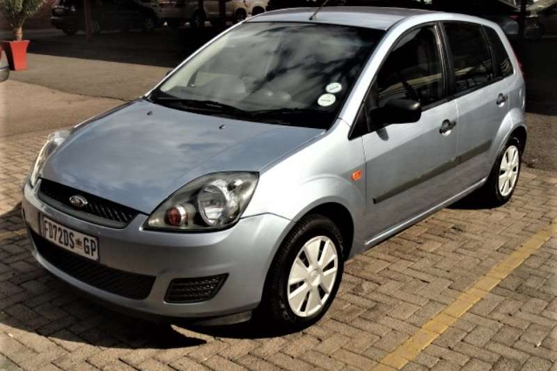Ford Fiesta 1.4i 5-door 2006