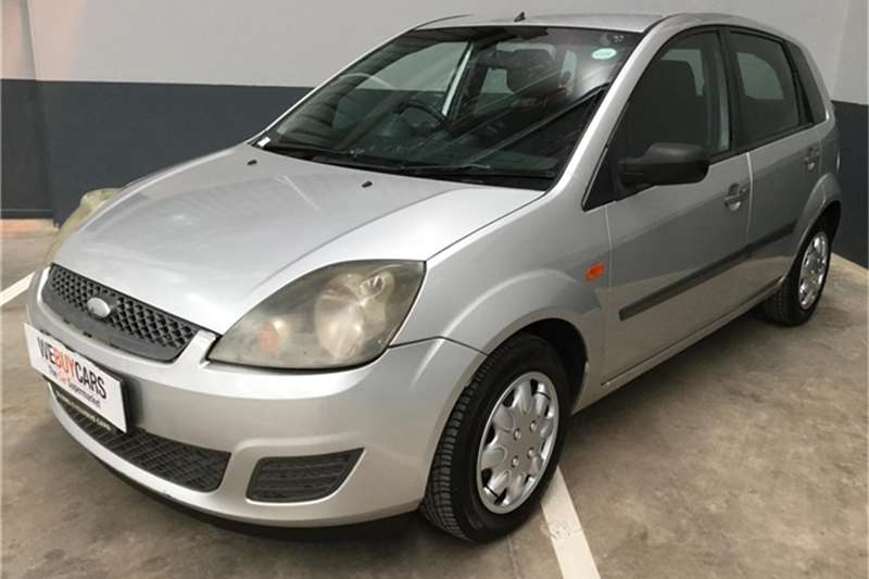 Ford Fiesta 1.4i 5 door 2006