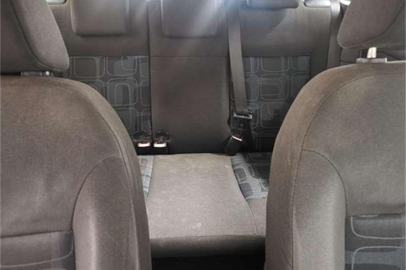 2006 Ford Fiesta Fiesta 1.4i 5-door