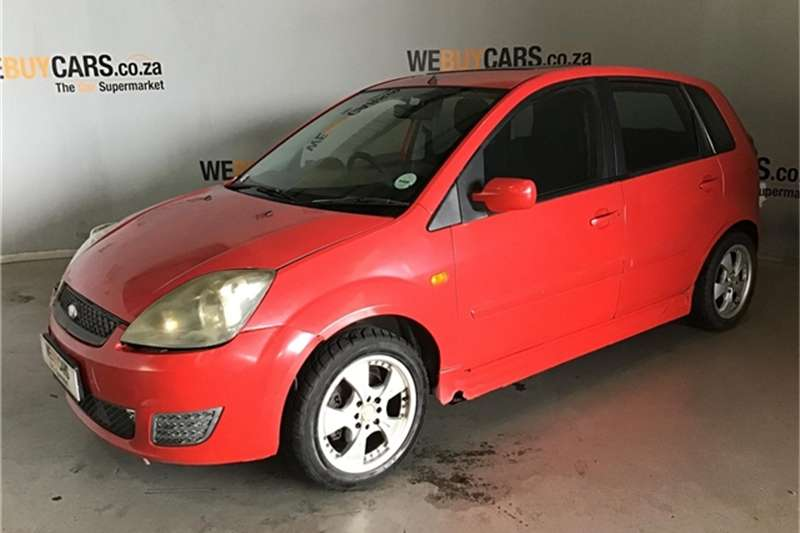 Ford Fiesta 1.4i 5 door 2007